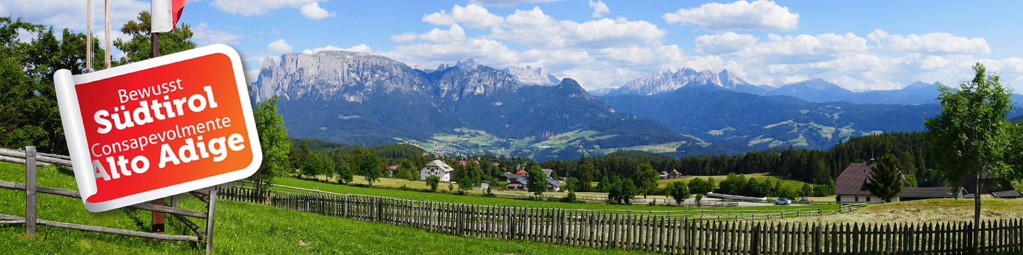 Consapevolmente Alto Adige