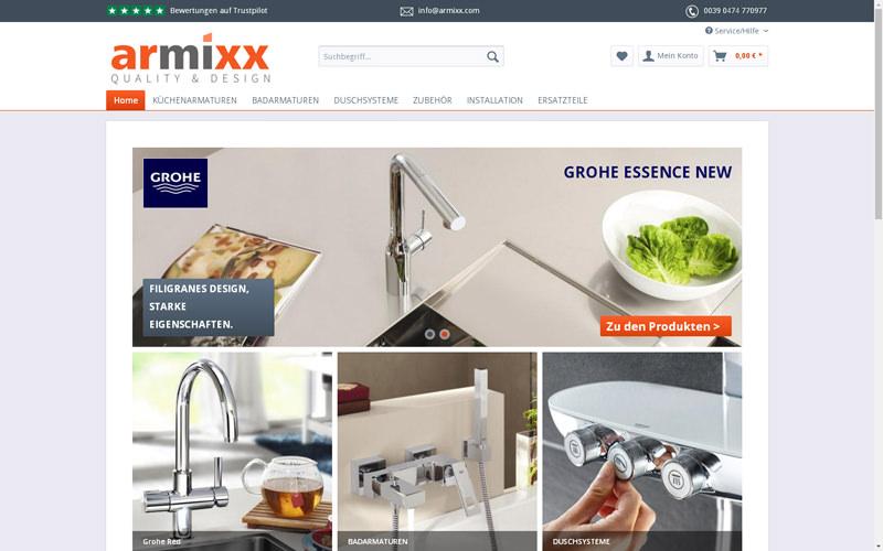 Perfekt Armixx.com